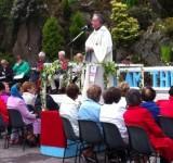 Bishop Kieran O'Reilly addresses May Procession Gathering, 2011