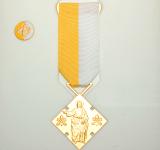 Honour for Glanmire Sacristan