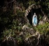 Rosary at the Grotto of Our Lady of Lourdes, Glanmire