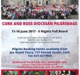 Cork & Ross Pilgrimage to Lourdes 11-16th June
