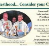 Diocesan Vocations – Come & See afternoon, 7th May
