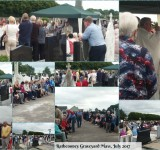 Remembrance Mass – Rathcooney Cemetery, Tuesday 4th July 2017