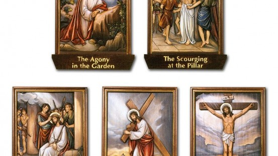 Month of the Rosary – the Sorrowful mysteries