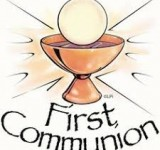 1st Holy Communion Prayer