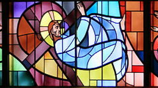 Pray the Stations of the Cross at home