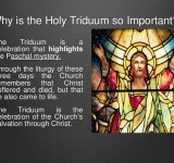 Some thoughts on The Easter Triduum
