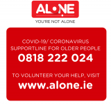 COVID-19 Support Line for Older People