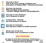 Guidance for the Diocese of Cork & Ross on return to Mass
